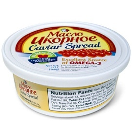 Caviar Spread 200 g (7 oz.) can